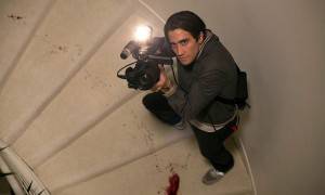 Jake Gyllenhaal Nightcrawler video camera
