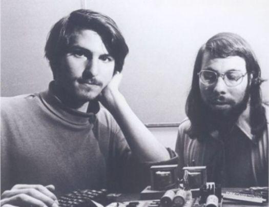 co-founders steve jobs steve wozniak