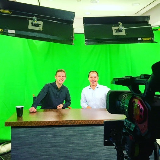 David Lowe Qwerky coliving My Startup Live TV show.jpg